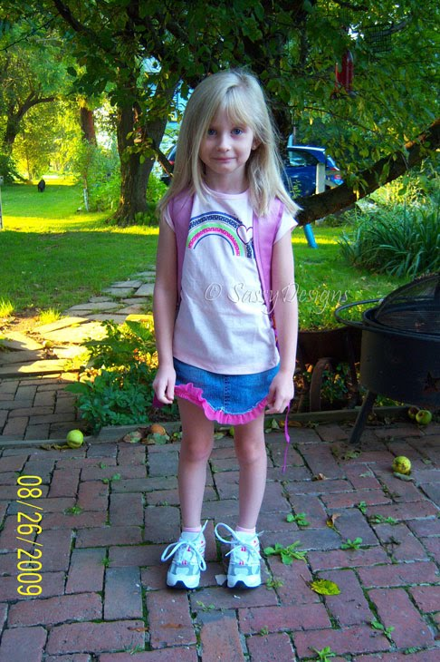 First Day of Fourth Grade | Stacy UncorkedStacy Uncorked