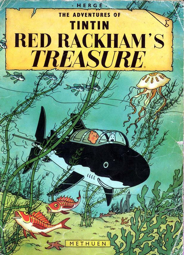 12-TinTin-Red-Rackham's-Treasure-(1944)-1