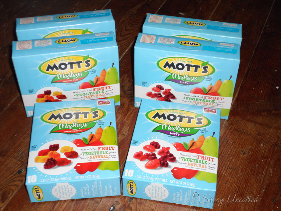 Motts Medleys Assorted Flavored Variety