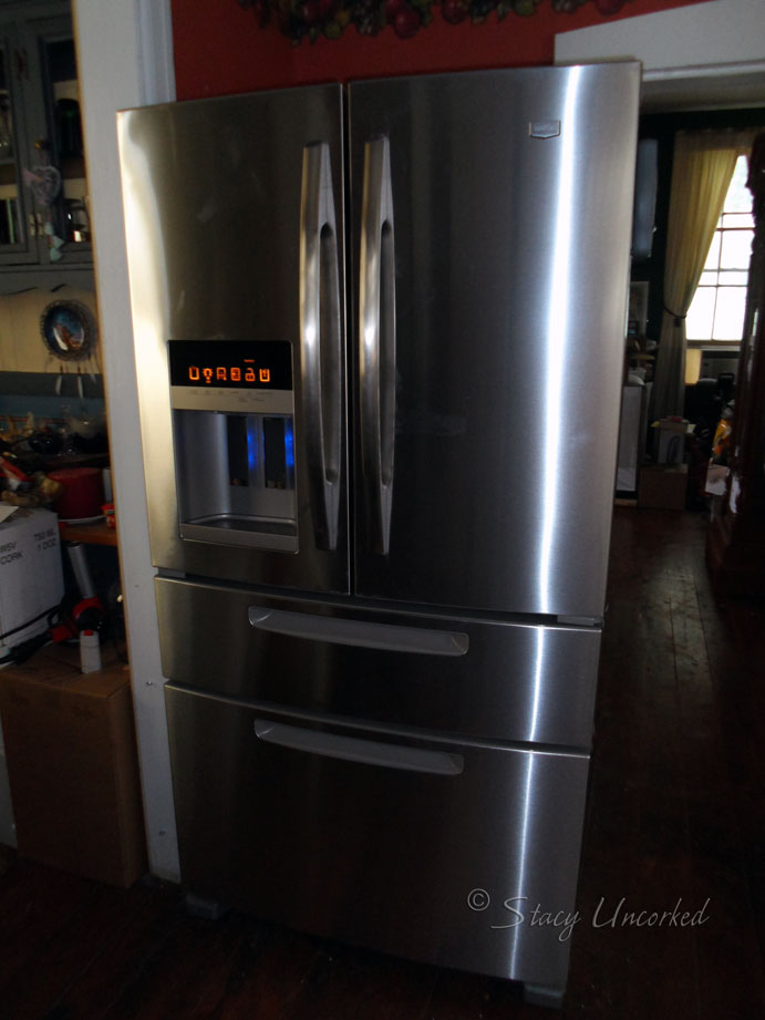 I am LOVING my new Maytag Fridge – it's Seriously Cool! # ...