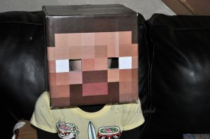 Easter Fun, Forgetful Mind, Minecraft Craftiness: Random Tuesday Thoughts Rebel