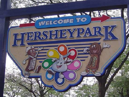 HersheyParkWelcome