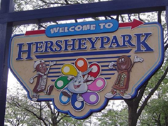 HersheyParkWelcome