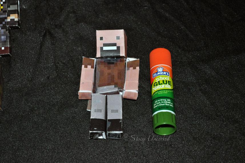MinecraftPaperCraft3