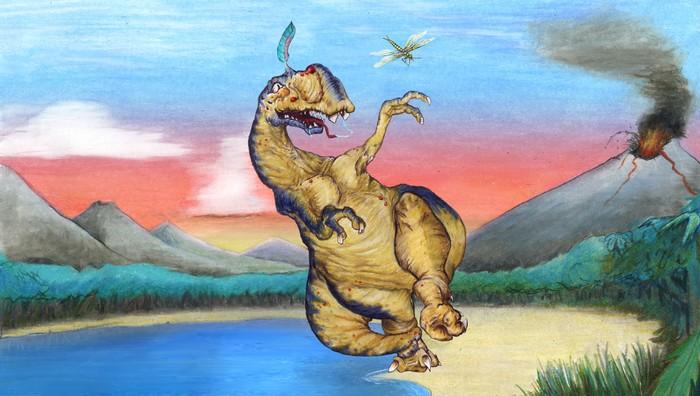 Spazosaurus