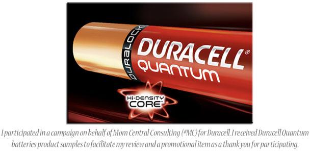 DuracellQuantumDisclosure