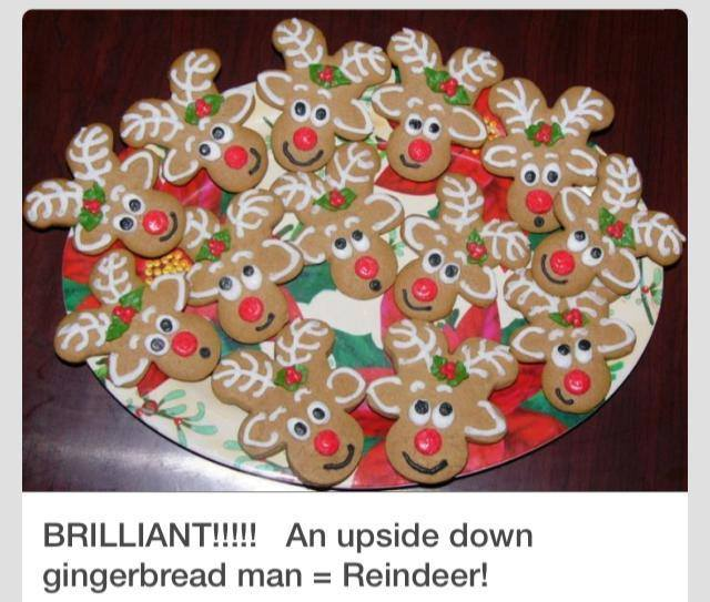 GingerbreadManReindeer