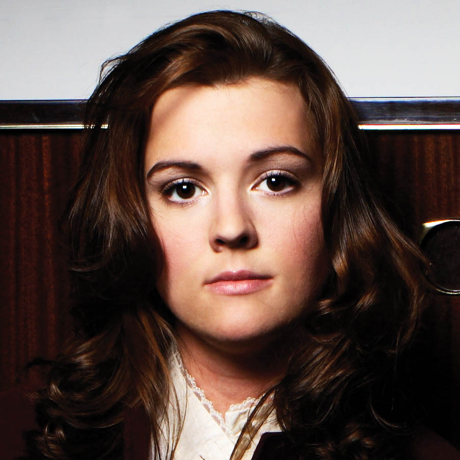 The Story Brandi Carlile: The Rhythm Of My Heart Says You Give Love A Bad Name, But