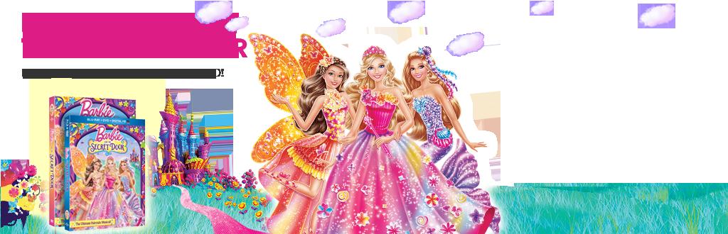 BarbieSecretDoor