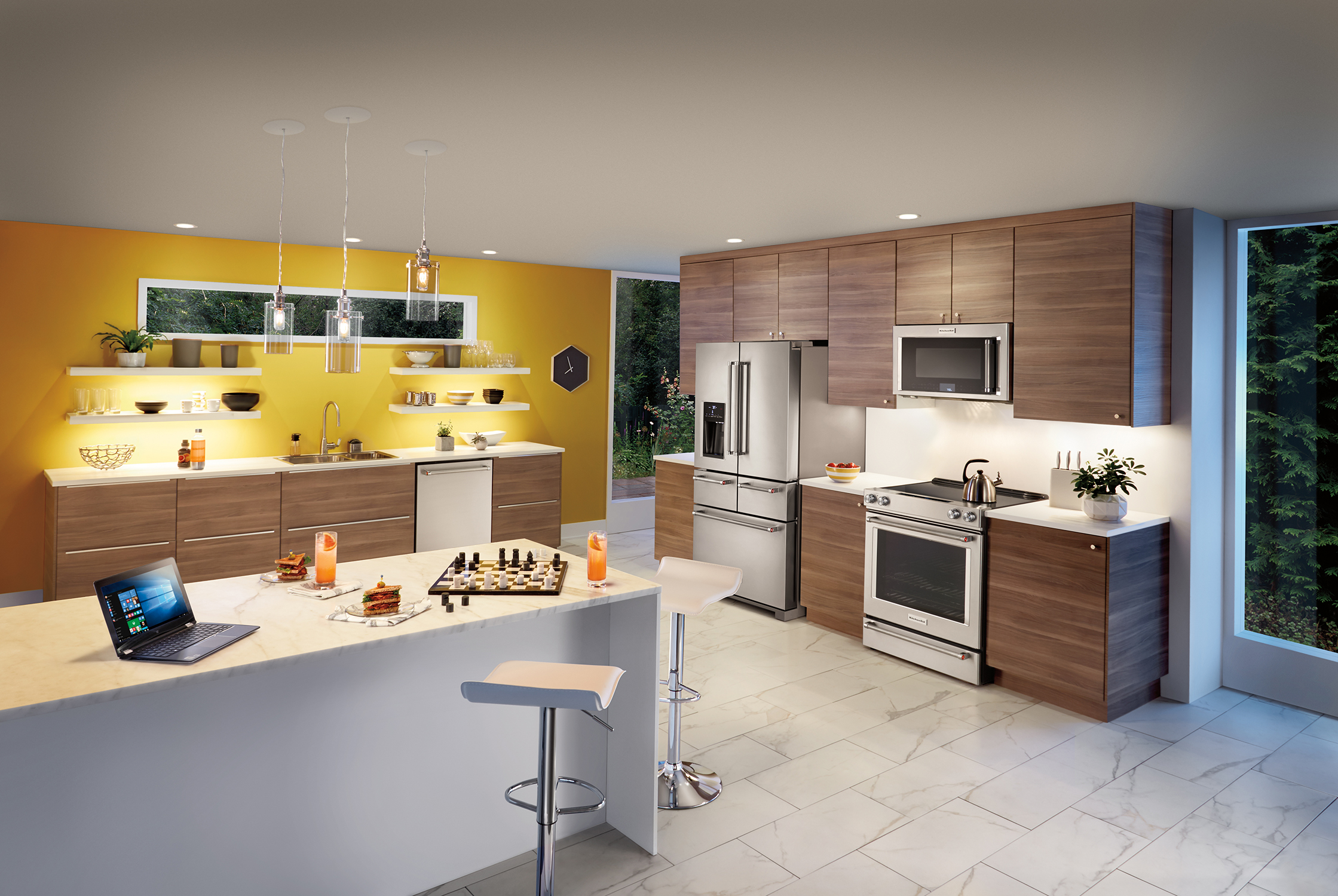 Best Buy Helps You Realize Your Dream Kitchen With