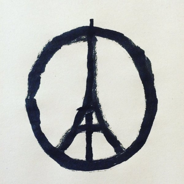 created by French Artist Jean Jullien