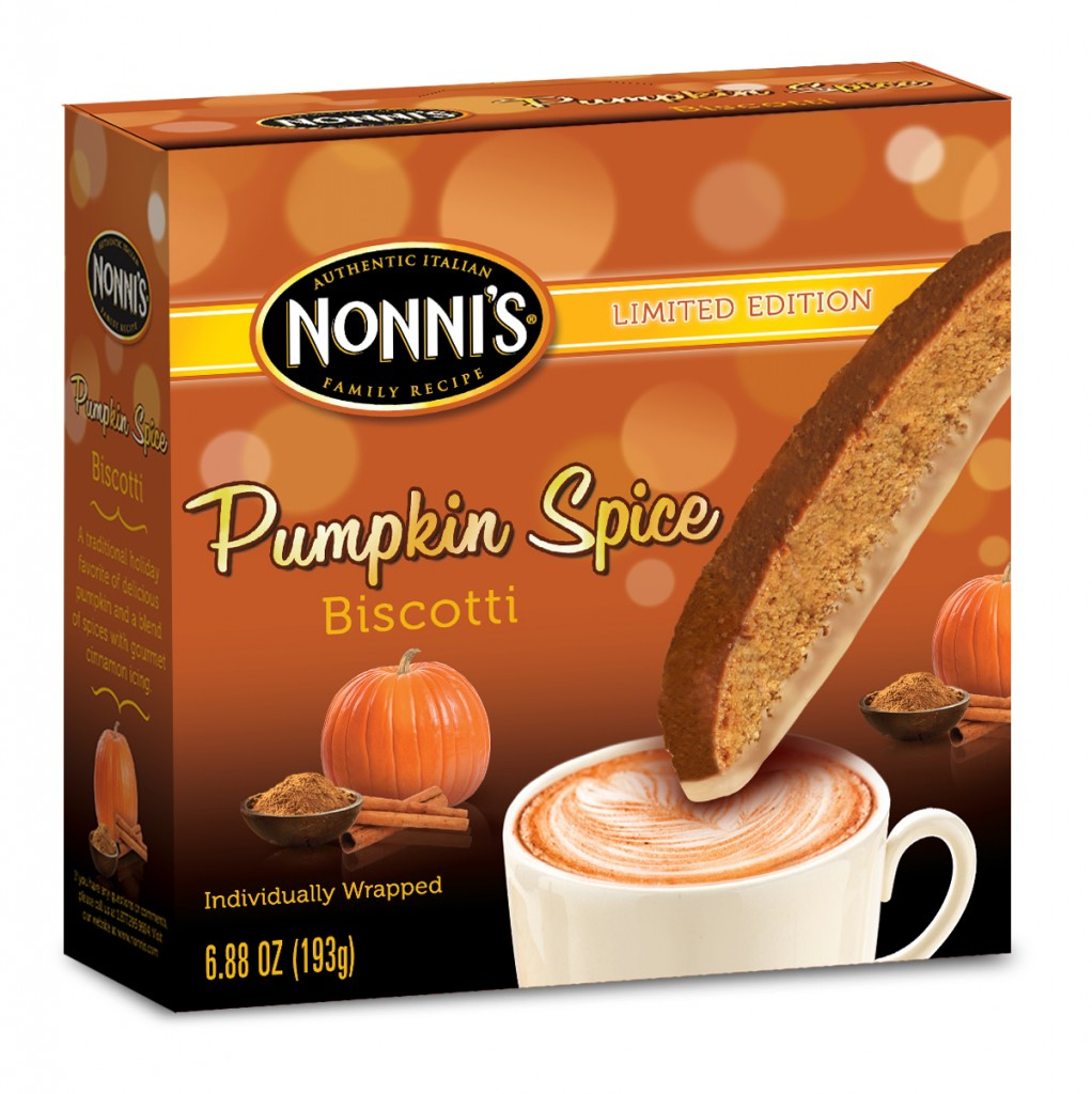 Fall Pumpkin Spice