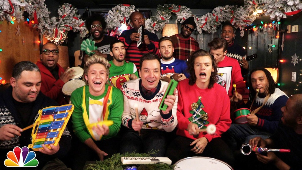 JimmyFallonOneDirectionTheRoots