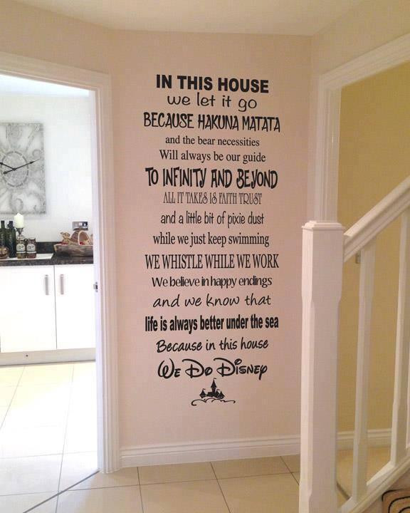 DisneyWallArtCool
