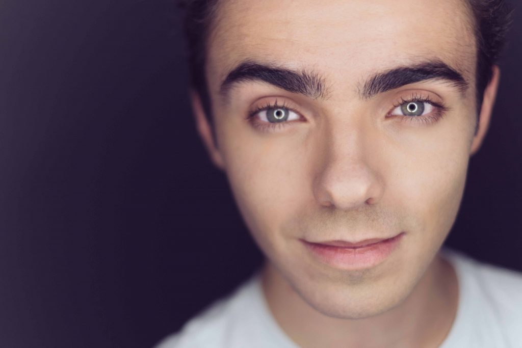 Solo Artist Nathan Sykes (ex The Wanted) at Amersham Studios & T