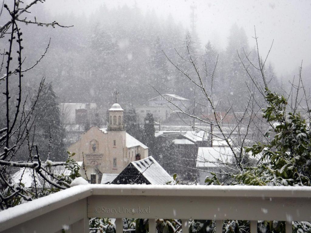 SnowySunday
