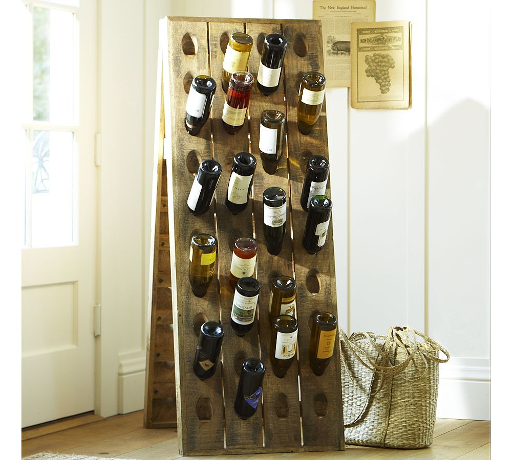 Isn't that cool? It's not only a cool conversation piece of decor, but it's  functional, too. Back in 2011 I started a batch of champagne  got it all  the ...